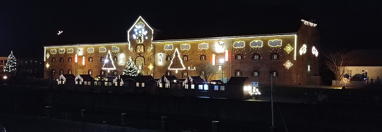 Weihnachten 2017 im Tönninger Packhaus