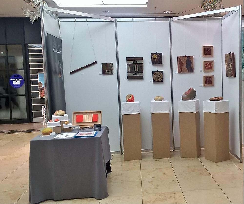 Dot-Art bei AlsterArt 2018