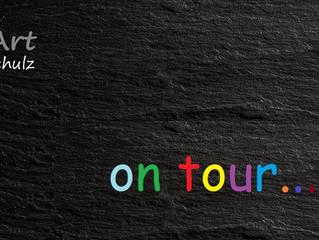 on tour-Termine