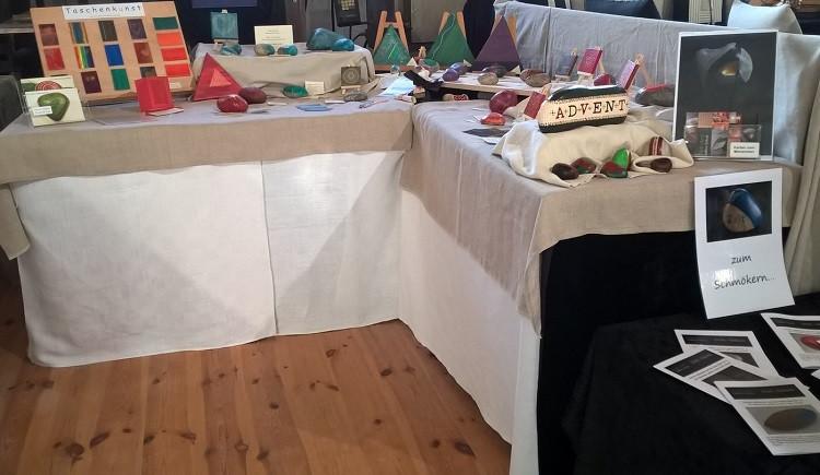 Weihnachtsmarkt im Herrenhaus Hoyerswort bei Oldenswort