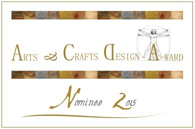 Arts & Crafts Design Award 2015