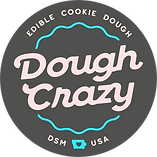Dough Crazy - Edible Cookie Dough hand-crafted in Des Moines, Iowa