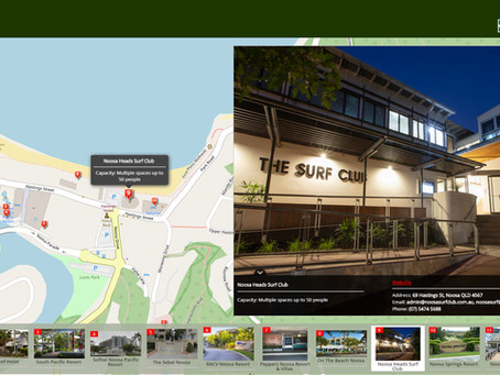 Local Venues Story Map