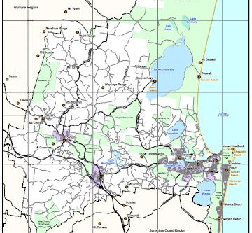 Download Noosa Map