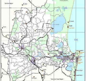 Download Noosa Map