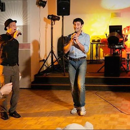 Trio RMB - Roman Micha Bernd die Stimme:)