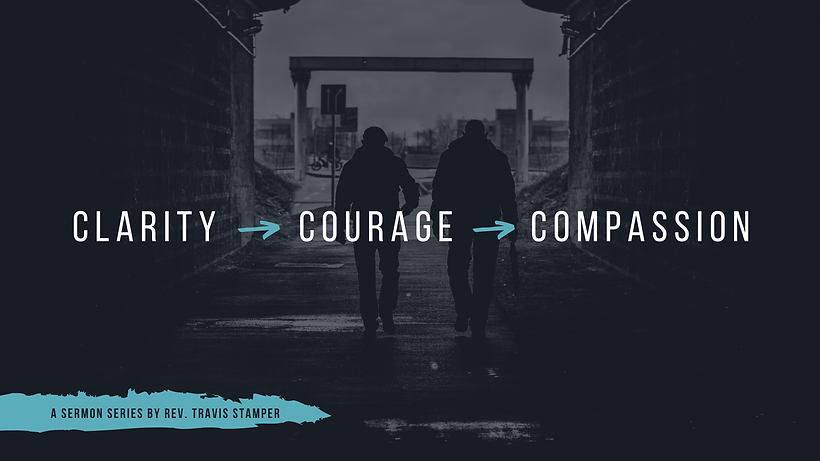 Clarity Courage Compassion cover image T