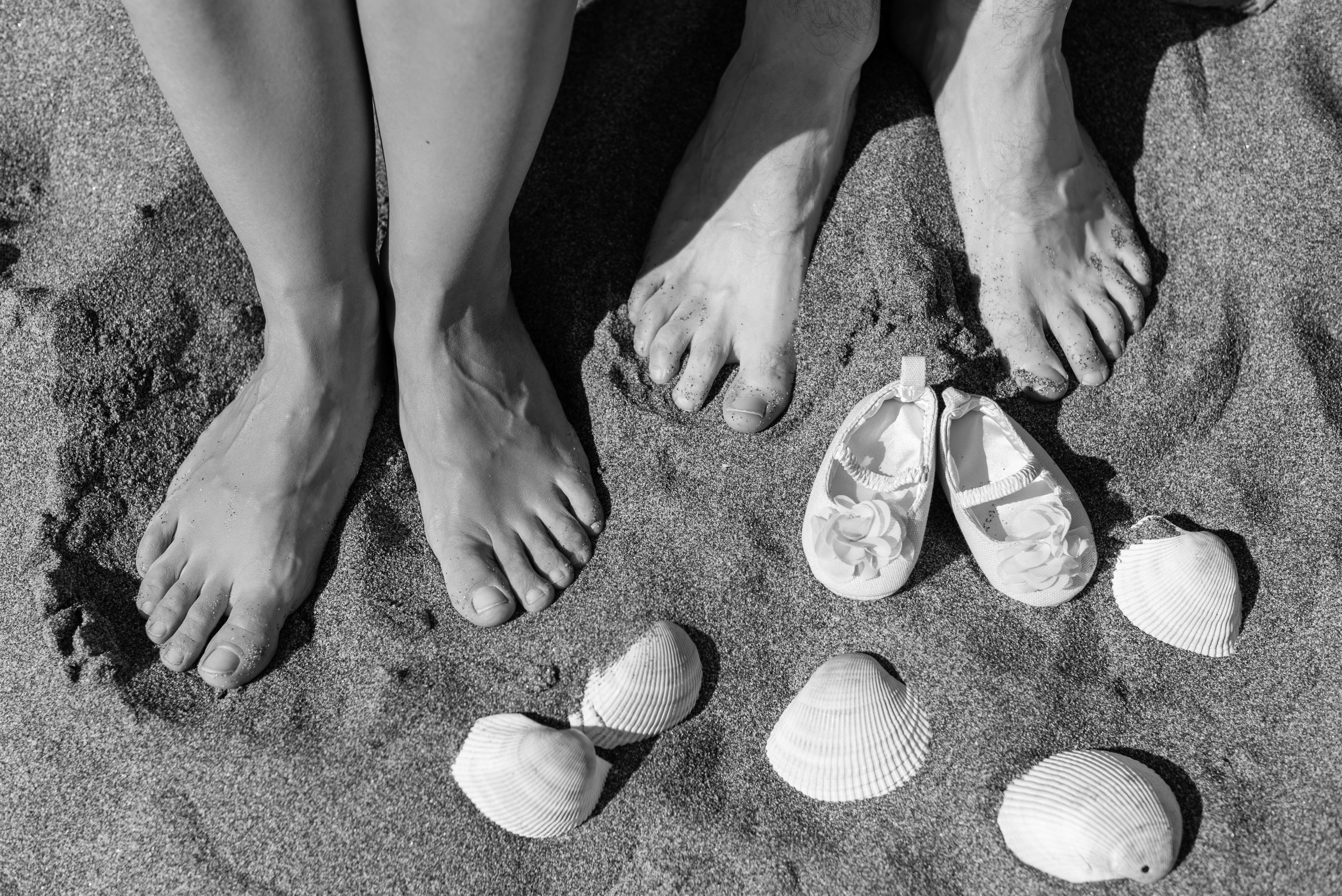 pregnancy beach