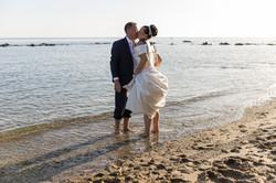 wedding at the El Oceano Beach Hotel