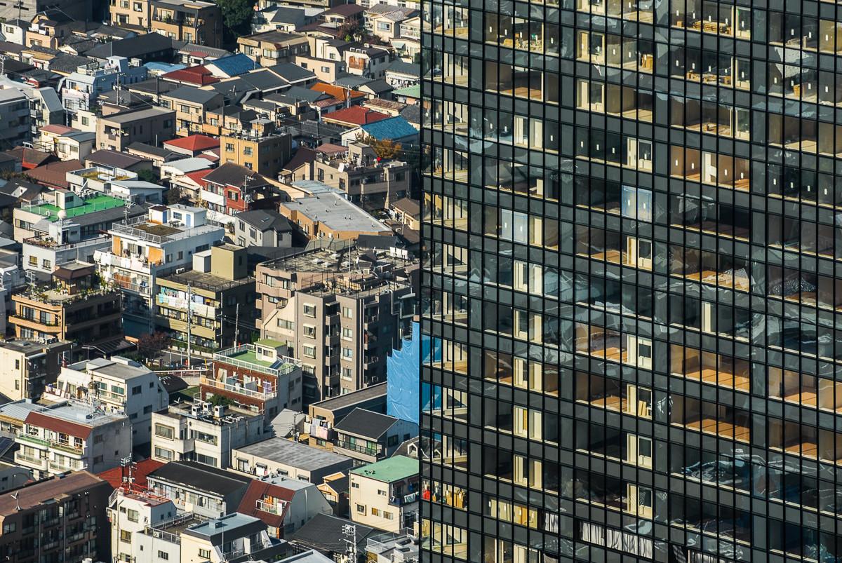 Street und Architektur