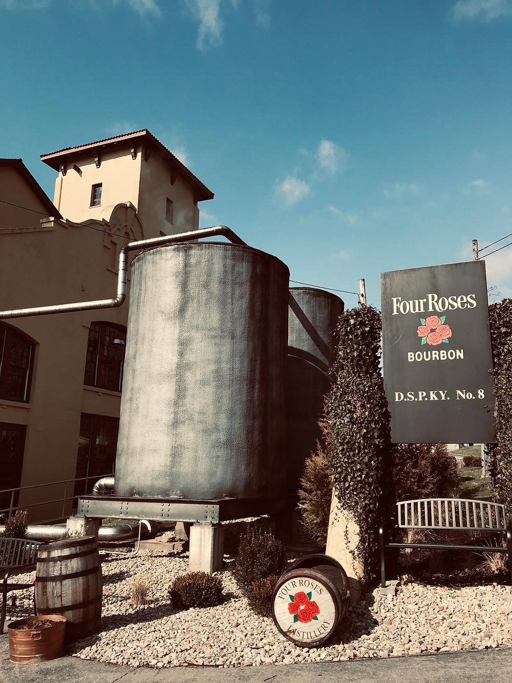 four-roses-distillery-bourbon-tasting