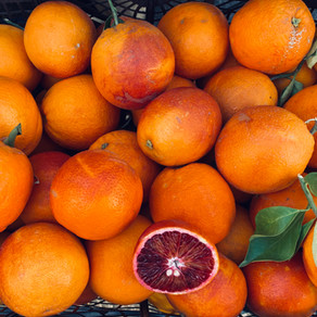 Flavors of Sicily | Blood Oranges