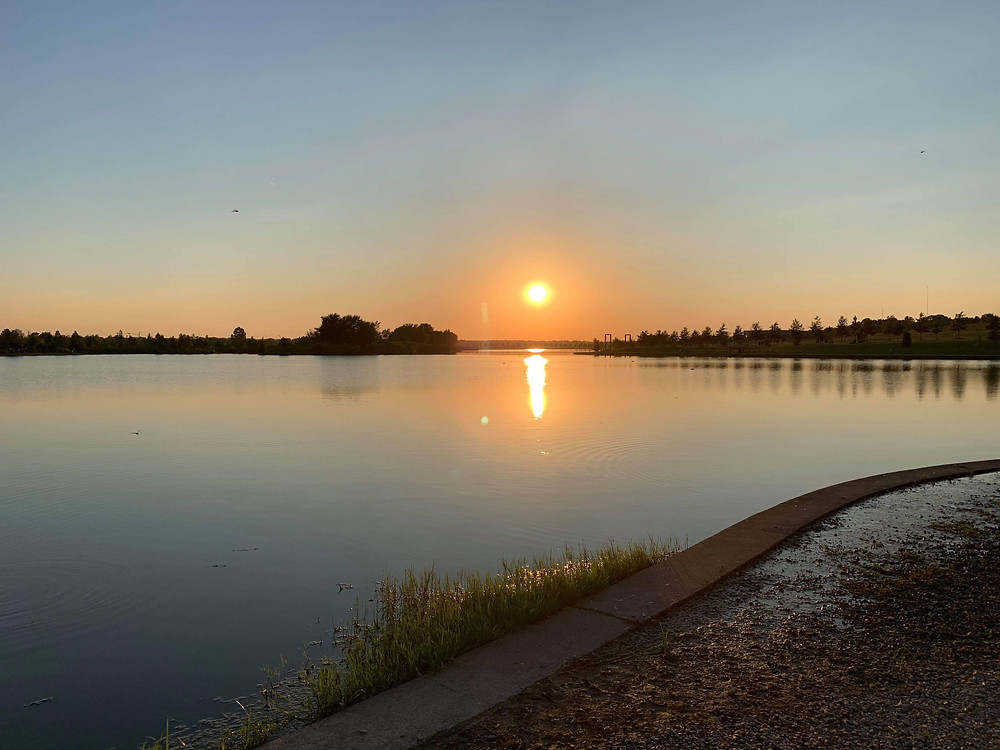 memphis-shelby-farms-sunset