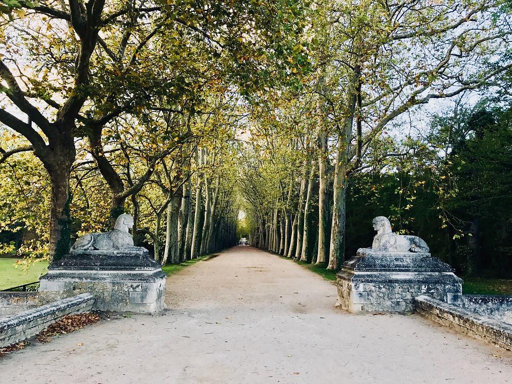 château-de-chenonceau-entrance
