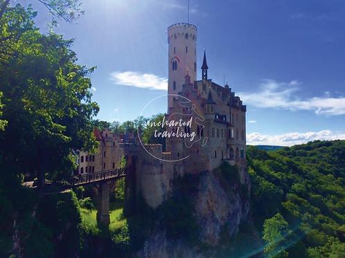 Lichtenstein Castle - Lichtenstein, Germany