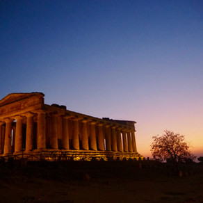 Greek History in Sicily | Agrigento and the Valley of the Temples