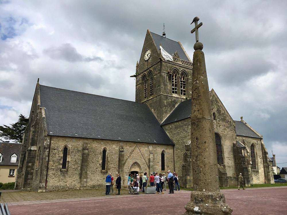 church-sainte-mere-eglise