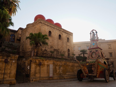 Arabic Influence in Sicily