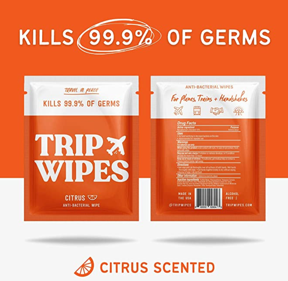 covid-travel-antibacterial-hand-wipes