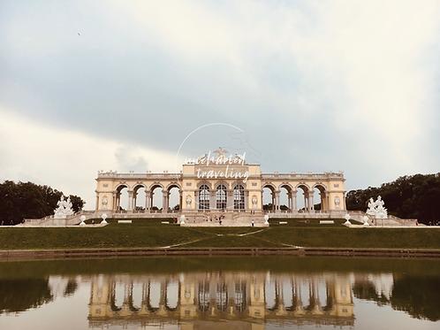 Schonbrunn Palace - Vienna, Austria