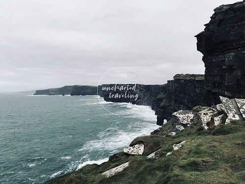 Cliffs of Moher Southern View - Ireland