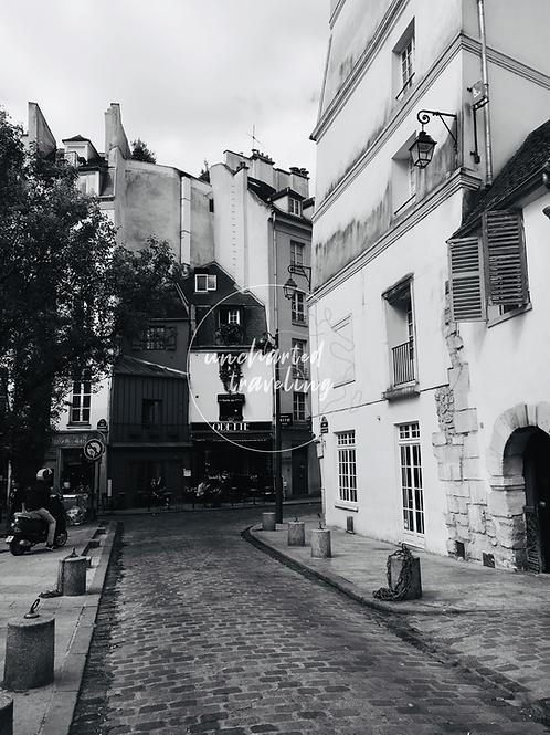 Parisian Bakery - Paris, France