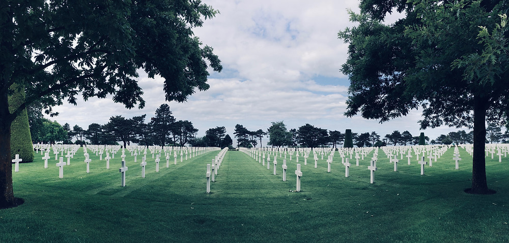 american-cemetery-normandy-d-day