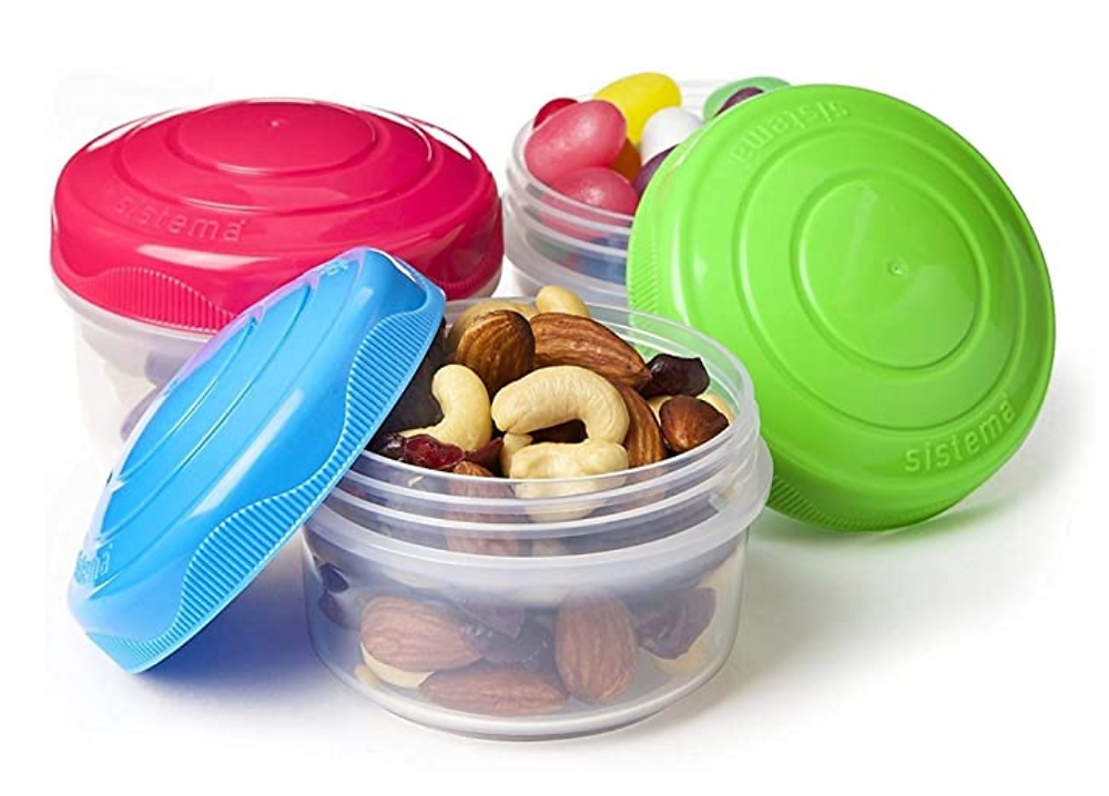 covid-travel-food-containers