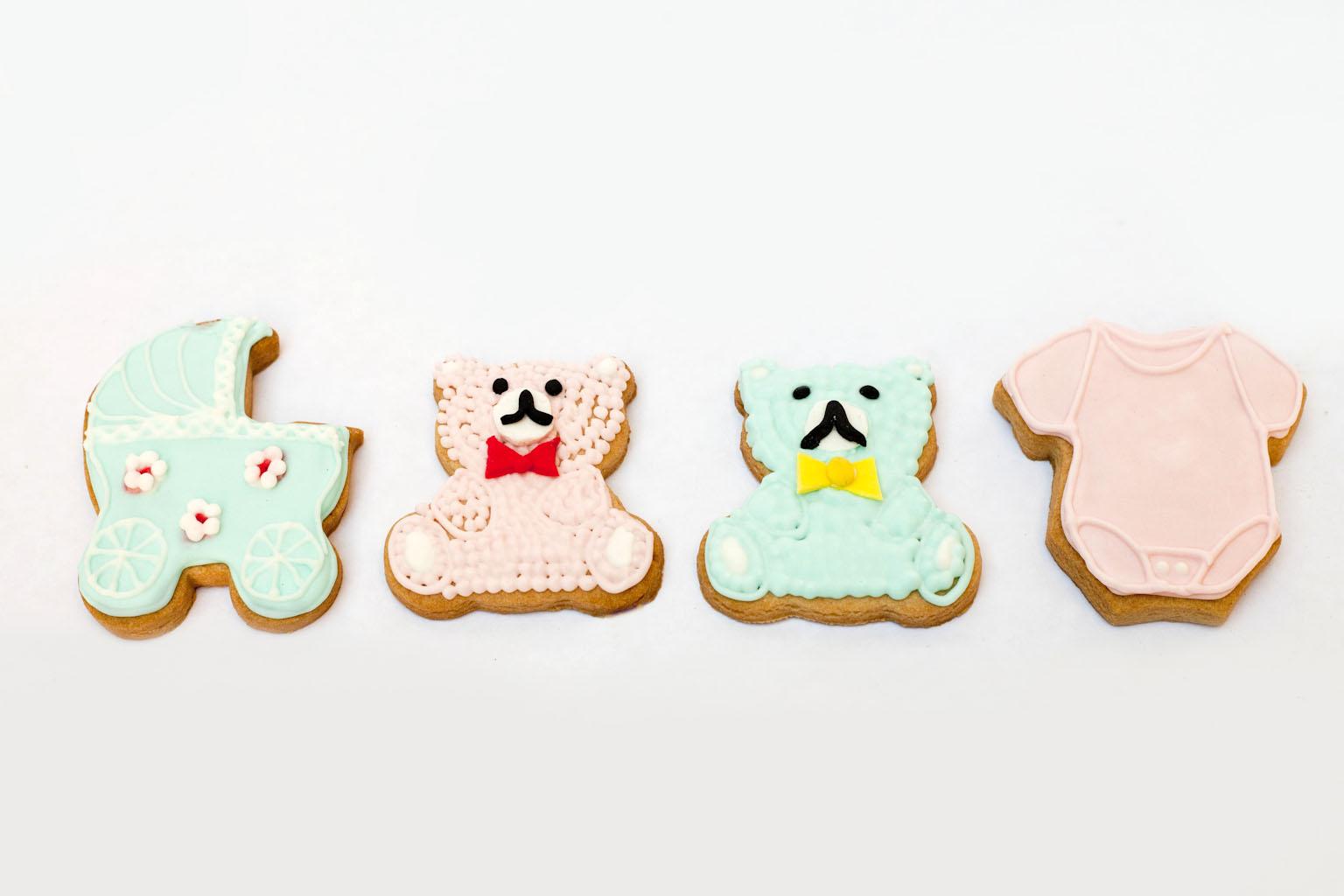 Cookies personalitzades amb fondant