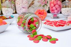 Detall de la Candy bar