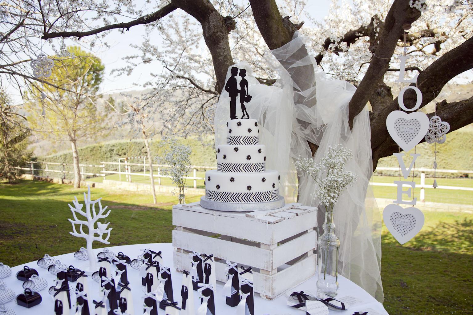 Decoració de boda