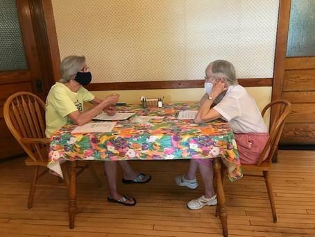 Contemplative Dialogue at Community Retreat