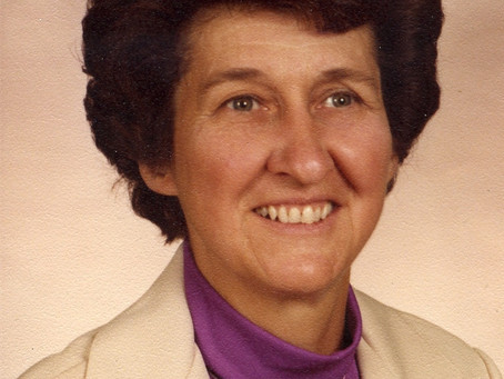 Remembering Sister Anne Krall, OSB
