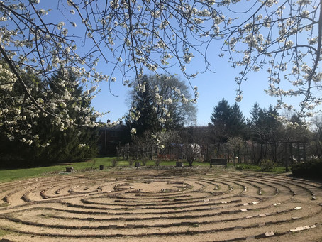 World Labyrinth Day 2018