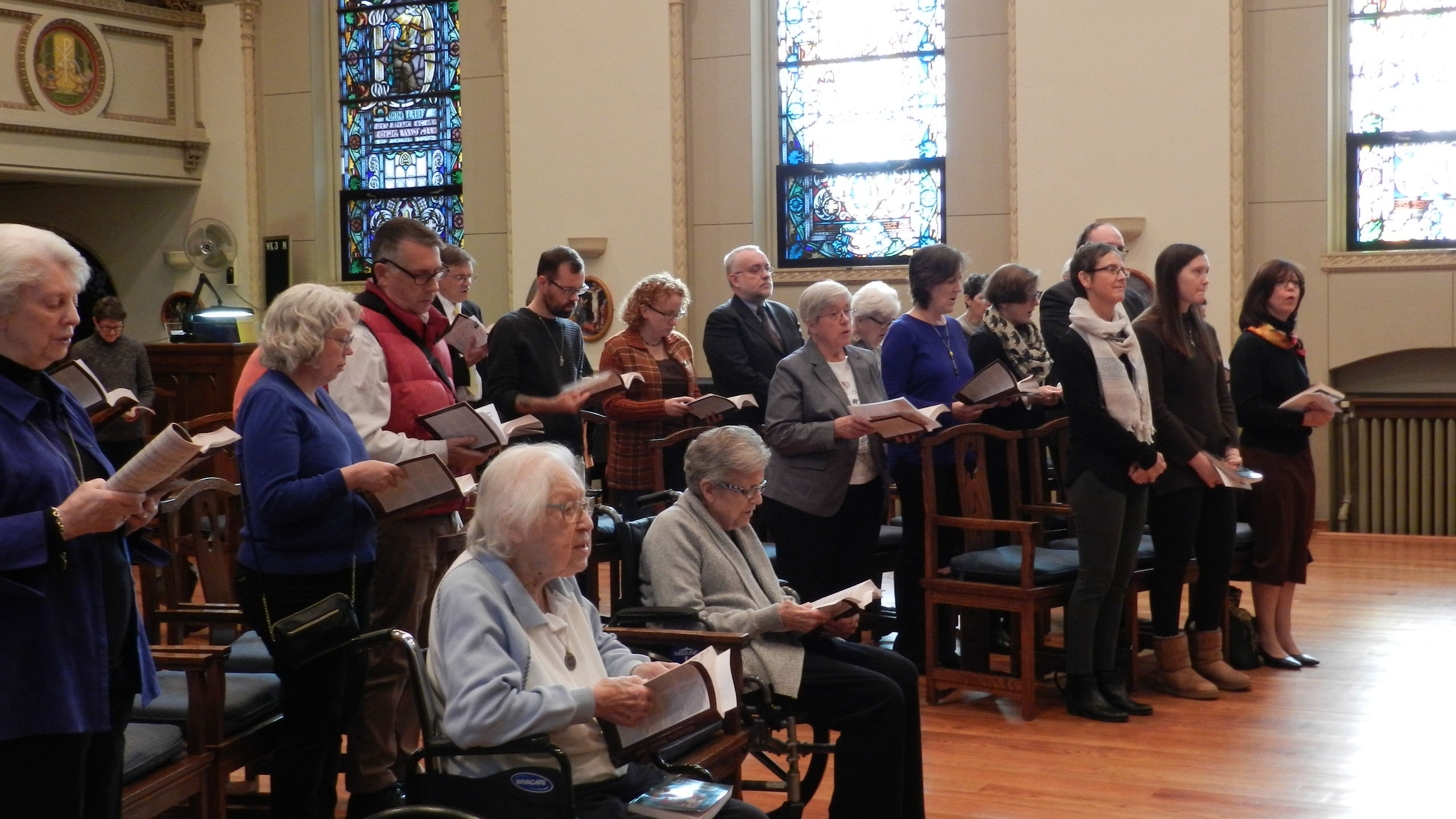 Nov. 11 Eucharistic Litrugy
