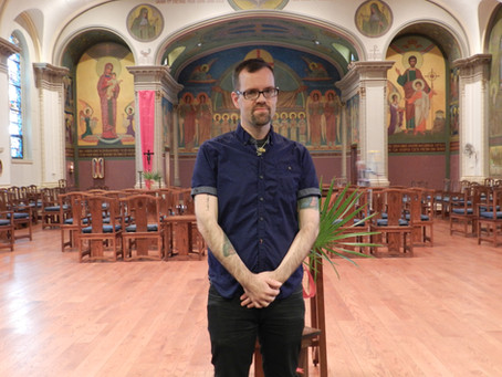 Meet our Newest Oblate