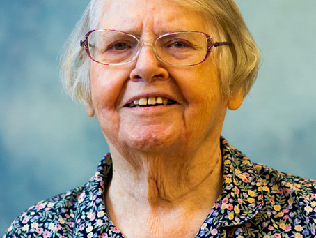 Remembering Sister Joan Gannon, OSB