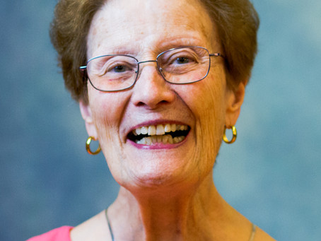 Remembering Sister Johnette Sawyer, OSB
