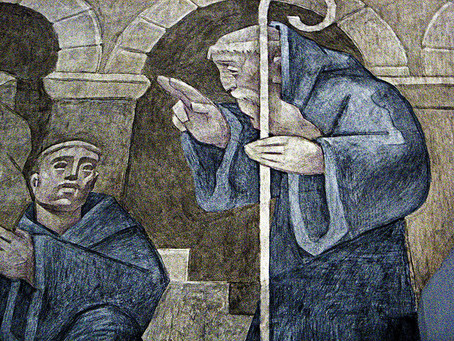 What would St. Benedict do?