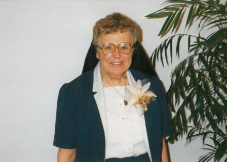 Celebrate the Life of Sister Mildred