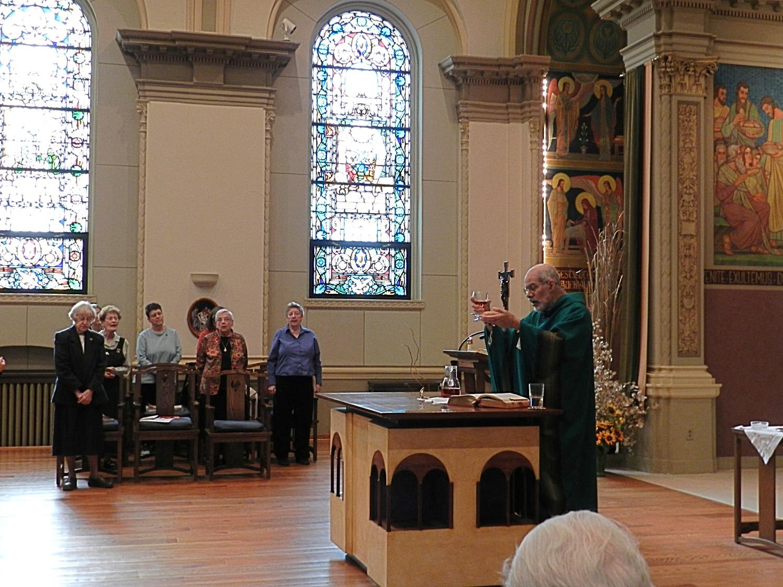 Oblate Fr. Michael Garcia