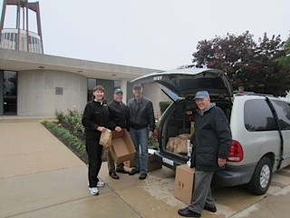Uncle Pete's Ministry feeds 18,000