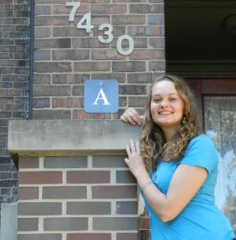 Meet Erin, Our New Monastery Resident