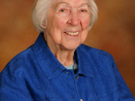 Remembering Sister Ann Sharp, OSB