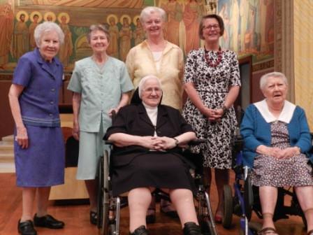 Sisters Celebrate Jubilees