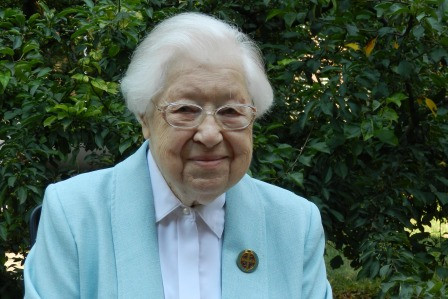 Happy 102nd Birthday, Sister Vivian!
