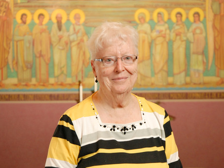 Remembering Sister Joan Hentges, OSB