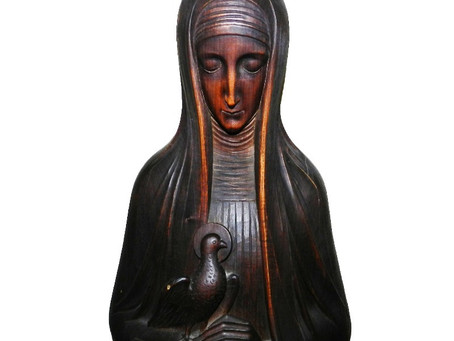 The Feast of St. Scholastica - February 10, 2020
