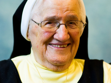 Remembering Sister Victoria Marconi, OSB