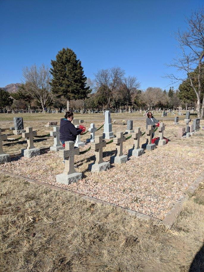 Oblates at Lakeside Cemetery